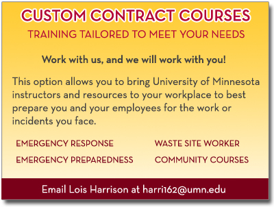 Contract Courses